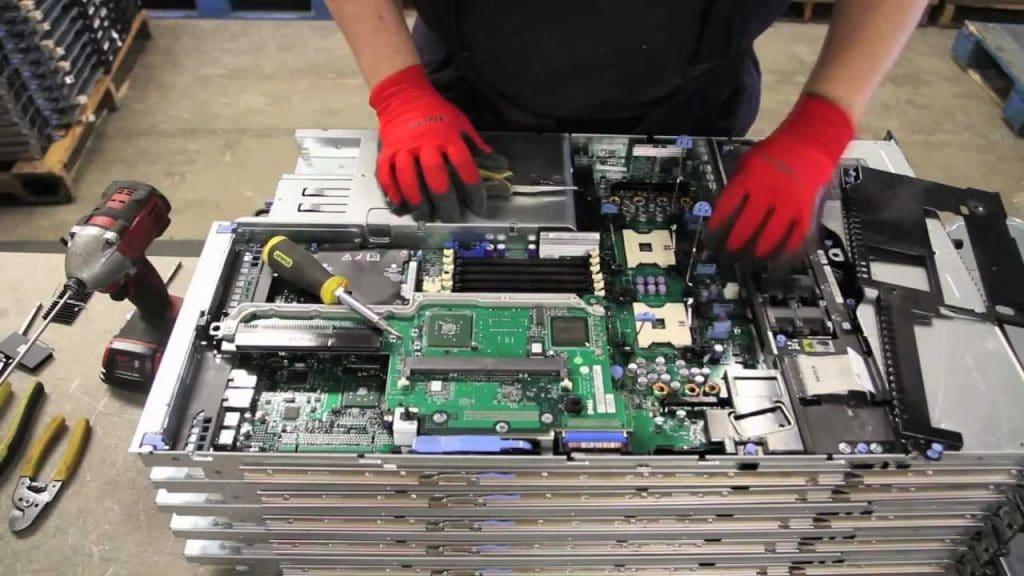 Gigacycle IT Asset Disposal Computer Recycling Computer Disposal Data Erasure Data Destruction WEEE Disposal