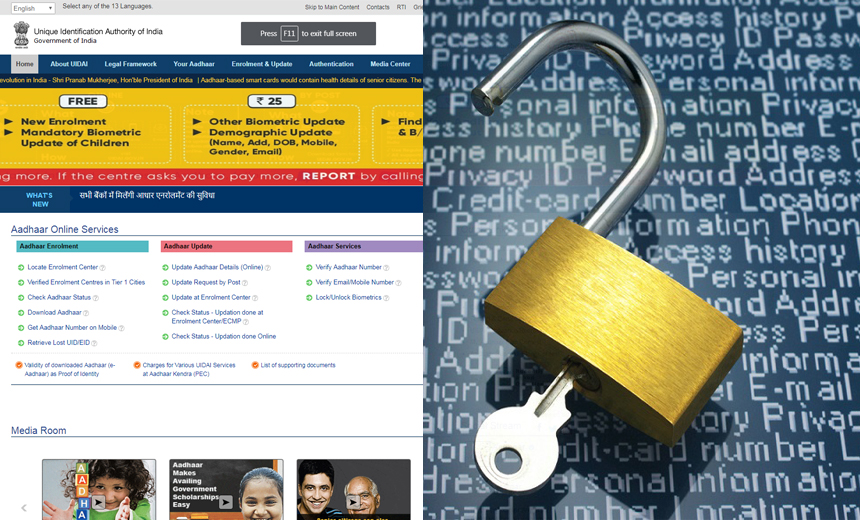 210 Indian Government Websites Expose Personal Data