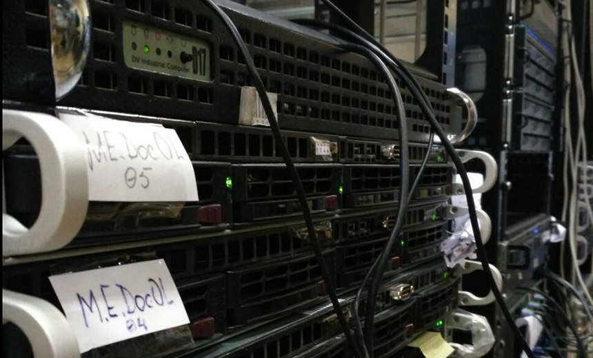 Police Seize Backdoored Firm's Servers to Stop Attacks