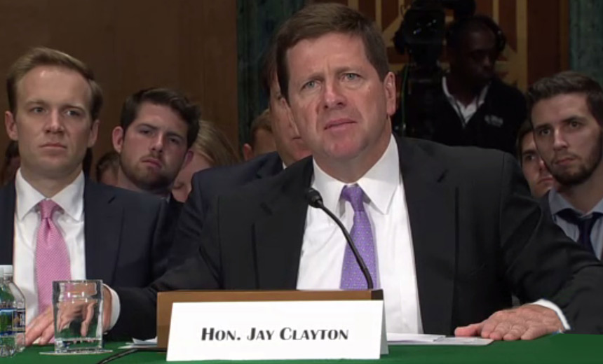 SEC Chair Wants More Cyber Risk Disclosure From Public Firms