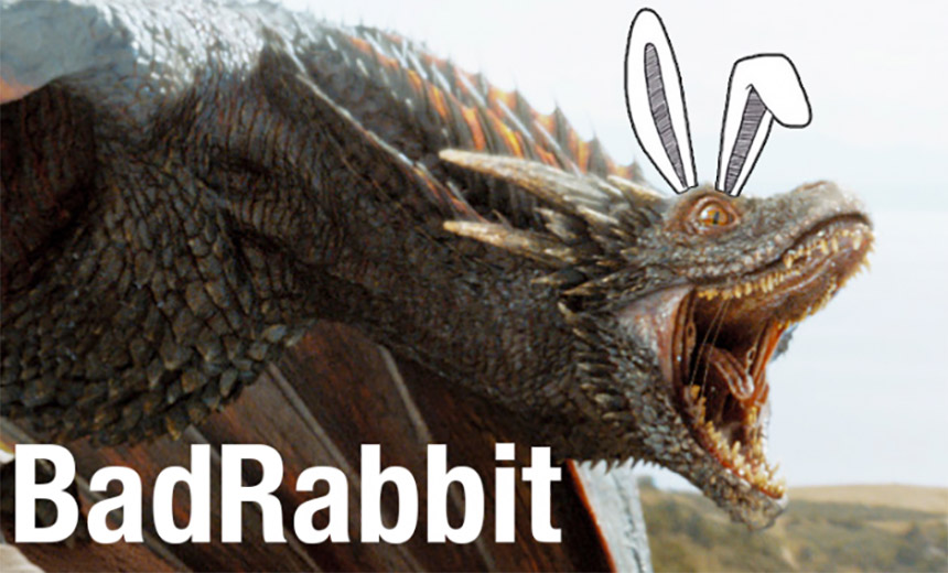 BadRabbit Attack Appeared To Be Months In Planning