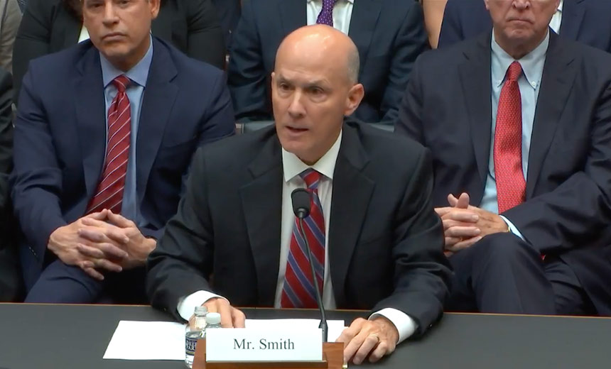Congress Grills Equifax Ex-CEO on Breach