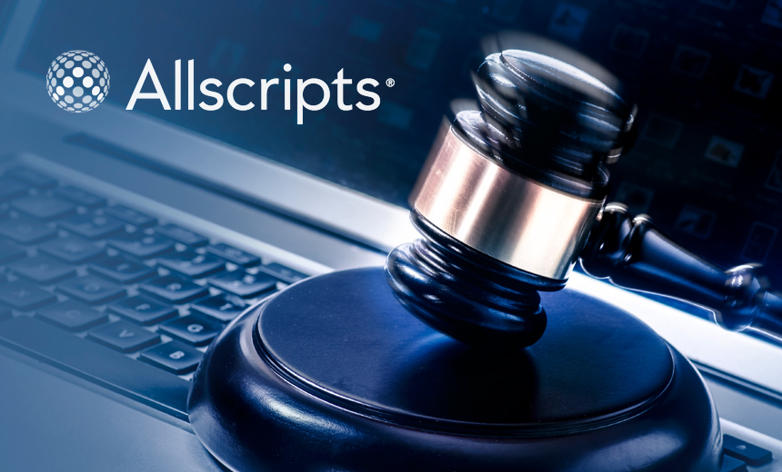 Allscripts Ransomware Attack: Lawsuit Already Filed