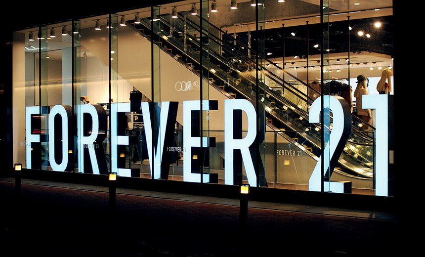 Forever 21 Suffered 7-Month POS Malware Attack
