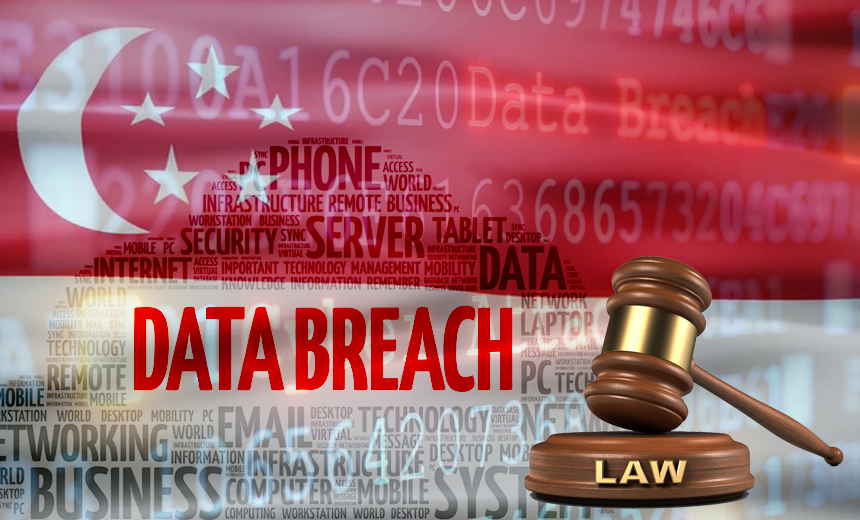 Data Breach Reporting Mandate Included in New Singapore Law
