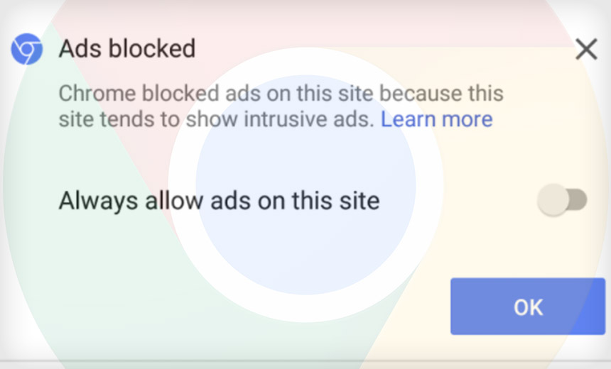 Google Filters Annoying Ads But Does Nothing For Security