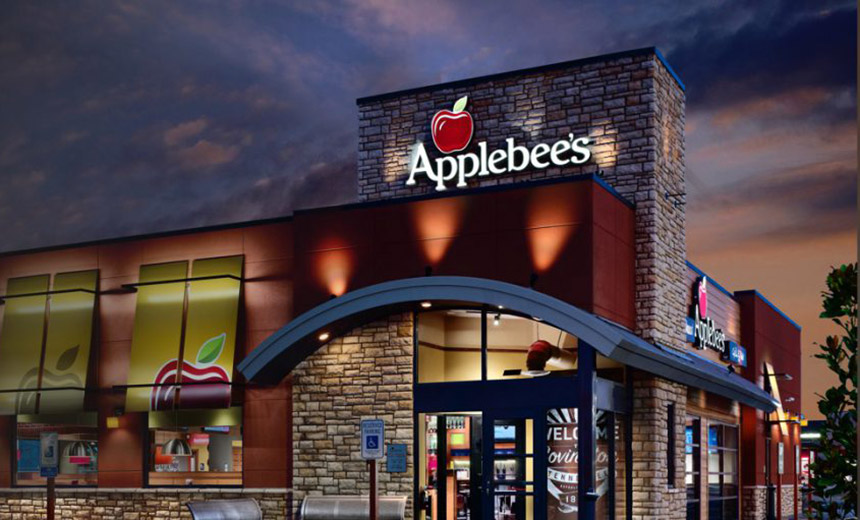 167 Applebee's Restaurants Hit With Payment Card Malware